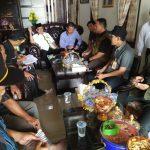 Rumah Tokoh NU dan Paslon Sasaran Pertama Coklit Pilkada Kab Tegal