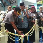 Plt.Wali Kota Tegal Nursoleh  Resmikan Pasar Kejambon dan Kelurahan Bandung