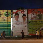KPU Kabupaten Tegal  Serahkan APK Ke Tiga Paslon