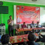 KPU Kota Tegal Minta Media Ciptakan Ketentraman