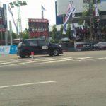 Dukung Kejurnas Auto Gymkhana di Kota Tegal