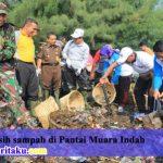 Peringati Hari Peduli Sampah Nasional, Aksi Bersih Pantai Muarareja Indah