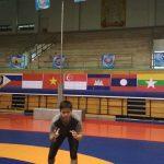 Siti Aisyah Wakili Indonesia di Kejuaraan Gulat Internasional