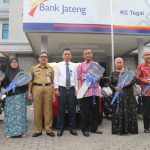 Pengecer Tabung Gas Dapat Hadiah Mobil dari Bank Jateng Tegal