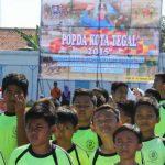 70 MTs Se Kabupaten Tegal Ikuti Pekan Olah Raga