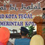 Kang Nursoleh Halal Bi Halal Dengan DPRD Kota Tegal