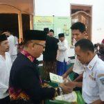 Pjs Bupati Santuni 100 Anak Yatim Piatu Dalam Peringatan Nuzulul Qur'an