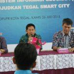 DPU PR Kota Tegal Gelar Sosialisasi Proyek Perubahan