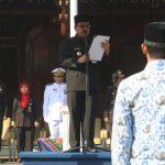 Pemerintah Kota Tegal Peringati Hari Lahir Pancasila