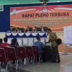 KPU Kabupaten Tegal Rekapitulasi Suara Pilbub, Umi – Ardi Menang Telak