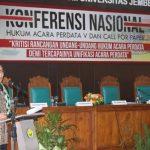 Wakil Ketua MA: Pengadilan Elektronik, Kemudahan Dalam Pengadilan