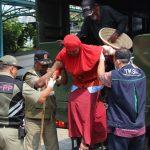 Puluhan Pengemis dan Gelandangan Ditangkap