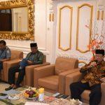 Plt. Walikota Tegal Adakan Rapat Bersama Forkompinda Sambut Peringatan Kemerdekaan RI Ke-73