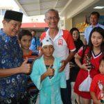 Plt. Wali Kota Tegal Resmi Buka  Kejuaraan Renang Resmi