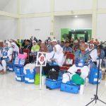 Plt. Wali Kota Sambut Kedatangan Jamaah Haji di Donohudan