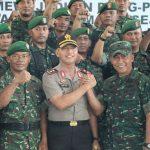 Laksanakan Apel 3 Pilar, Polda Jateng Kerahkan 21 Ribu Personil Amankan Pemilu 2019