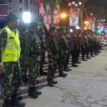 Mantapkan Kondusifitas Kabupaten Jember, Polres Bersama Kodim 0824 Patroli Bersama