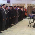 40 PNS Pemkot Tegal dilantik Jabatan Fungsional Tertentu