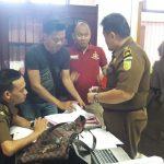 """SPDP Dugaan Korupsi Proyek Langon Kemantran Diterima Kejari Slawi, Satu Pejabat Pemkab Tegal """"Jadi"""" Tersangka"""