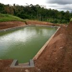 """Proyek Embung Desa Pruwatan Diduga Menggunakan """"Double Anggaran"""""""