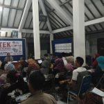 PPS Kelurahan Muarareja Ikuti Bimtek Pemilu 2019