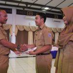 Kepala Dinas Pendidikan Tegaskan CPNS Guru Penerima SK Harus Netral Soal Politik