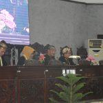 Peringati HUT Kabupaten Tegal ke 418, Paripurna DPRD menggunakan Bahasa Tegal