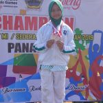 POPDA Tingkat Provinsi Jateng ,Atlet Panahan Kota Tegal Sabet Perunggu