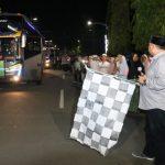 Walikota Lepas Kloter 40 Jamaah Calon Haji Kota Tegal