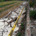 Ketua Kelompok Tani Tewas Tertimpa Tembok Perumahan
