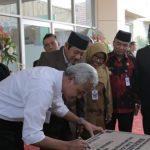 Ganjar Resmikan Hotel dan Empat Rumah Sakit Milik Dedy Jaya Group