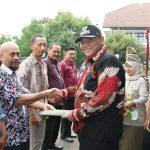 Dedy Yon Pimpin Upacara Peringatan Hari Agraria dan Tata Ruang