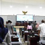 DPRD Kabupaten Tegal Umumkan Empat Nama Calon Pimpinan Periode 2019-2024