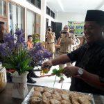 Resmikan Cafe Rakyat, Ini Harapan Ketua DPRD Kabupaten Tegal