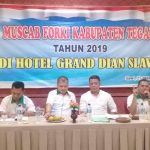Terpilih Secara Aklamasi, Agus Salim Jabat Ketua FORKI Cabang Kabupaten Tegal
