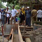 Sidak Proyek Pemerintah , Komisi III DPRD Kabupaten Tegal Kecewa