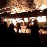 Kantor Kecamatan Tarub Ludes Terbakar