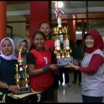SMP 2 Bantarkawung Jawara Vollybal Putri