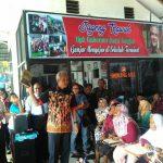 Gubernur Ganjar Mengajar di Terminal Tegal