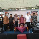 Deklarasi Kampanye Damai, Polres Tegal Kota Terjunkan 200 Personil