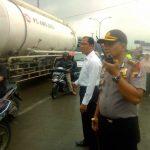 Polres Tegal Kota Terjunkan Personil Bantu Korban Banjir