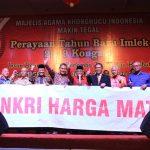 Perayaan Imlek, Ditandai  Dengan Tekad Menjaga Kerukunan Umat Beragama
