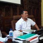 Pansus DPRD Kabupaten Tegal Bahas LKPj Bersama SKPD