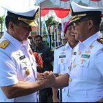 Letkol Laut (P) Agus Haryanto, Jabat Danlanal Tegal