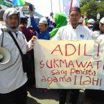 Ribuan Umat Islam Tegal Desak Sukmawati Di Proses Hukum