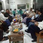 Mantan Menteri Keuangan, Ajak Makan Bersama Calon Walikota Tegal Nursoleh