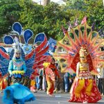 Parade Seni Budaya Pelajar Meriahkan Hari Jadi Kabupaten Tegal ke 417