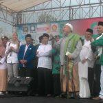 Pengasuh Pondok Pesantren Attauhidiyah Tegal Dukung Umi- Ardi