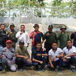 Revitalisasi Aset-Aset TNI-AL, Komandan Lanal Tegal Tinjau Monumen ALRI Kalibakung