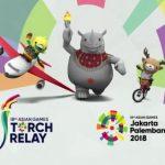 7 Agustus, Torch Relay Asian Games 2018 Dijadwalkan Singgah di Mesuji